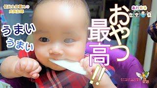 大好きなおやつに殿堂入りww!! 低出生体重児の成長記録 low weight birth infant