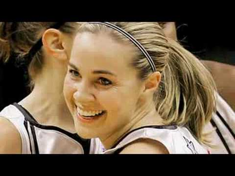 BECKY HAMMON: Playing for Russia in Olympics