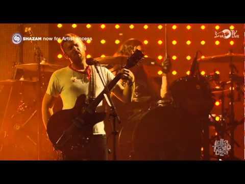 Kings of Leon - The Bucket (Live @ Lollapalooza 2014)