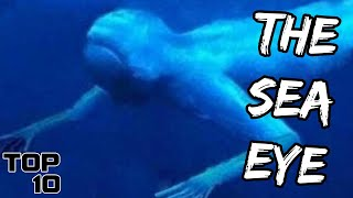 Top 10 Scary Sea Monster Legends