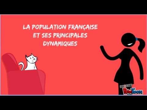 La Population Française Et Ses Principales Dynamiques