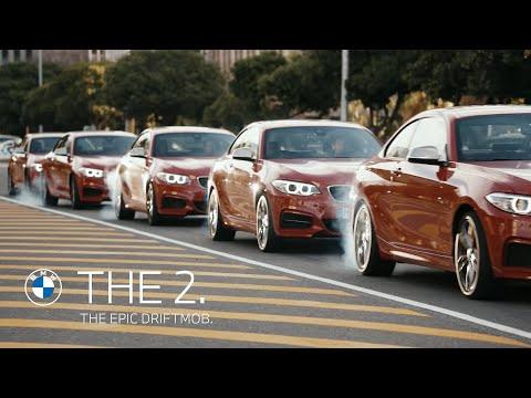 The Epic Driftmob feat. BMW M235i