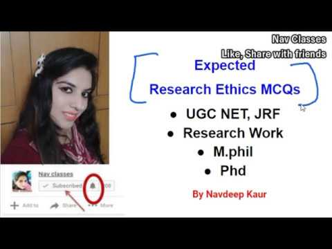 Expected MCQs on Research Aptitude July 2018 | CBSE UGC NET