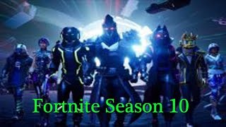 Epic Game Fortnite Season 10 File Size, how to download it Faster