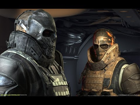 army of two - why would you need more than two