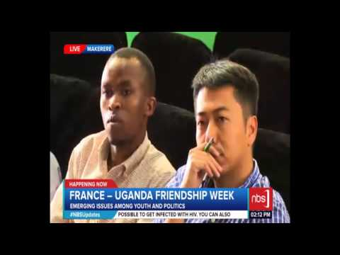 Uganda - France Friendship Week
