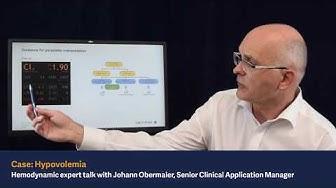 PiCCO: Hypovolaemia - How to interpret hemodynamic preload parameters of ICU patients