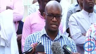 Kisumu Doctors issue strike notice after failed negotiations with the County Government