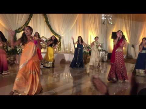 Sikandra & Rikin reception Dance #tankful2016