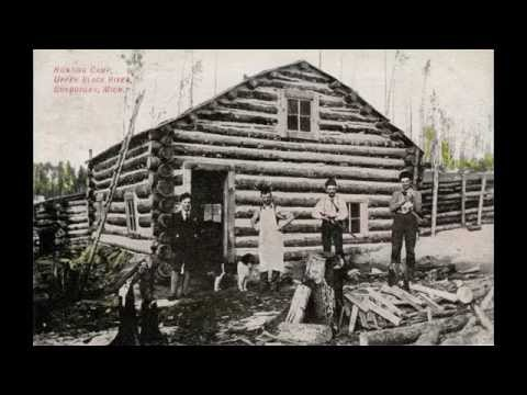 Old Pictures of Log Homes