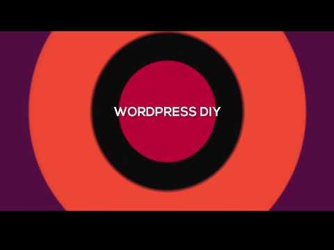 Wordpress Installation, Theme Selection, & Demo Content upload tutorial part1
