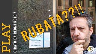 MI HANNO RUBATO LA TARGA! PLAY da XIAOMI REDMI Note 7