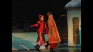 """""""Ночь перед Рождеством"""" мюзикл, мировая премьера 2009г. (часть 2)"""