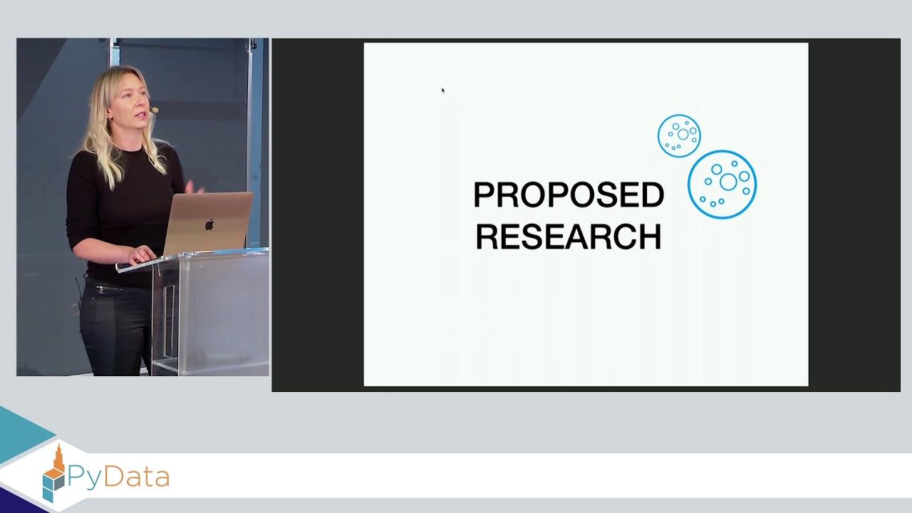 Image from Keynote - Aleksandra Przegalińska