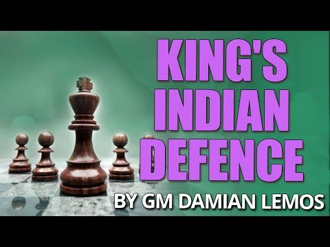 King's Indian Defence 👑 [Part 1/3] by Damian Lemos