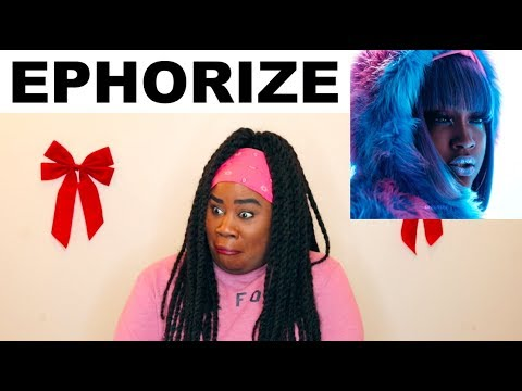 Cupcakke - Ephorize  REACTION