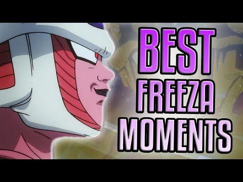 VIDEO: 10 Best Frieza Moments in Dragon Ball