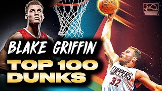 Download Top 100 Blake Griffin Dunks of All-Time ᴴᴰ Mp3 and Videos