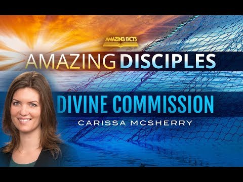 Divine Commission: Carissa McSherry