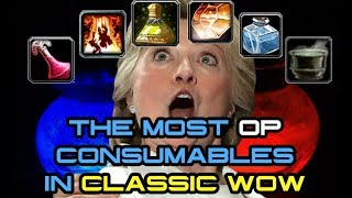 The Most OP Consumables in Classic WoW!