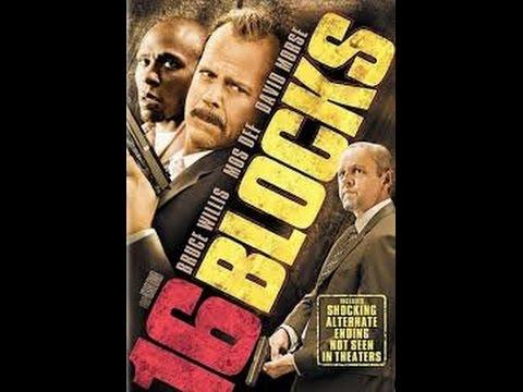 Opening To 16 Blocks 2006 DVD