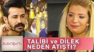 Zuhal Topal'la 136. Bölüm (HD) | İbrahim'in Talibi ile Dilek Neden Karşı Karşıya Geldi?