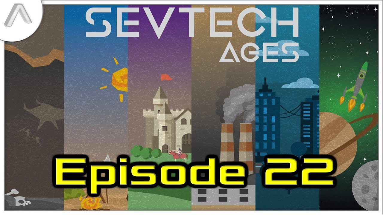 SevTech Ages S01E22 - ASTRAL SORCERY: CELESTIAL ALTAR - Minecraft 1 12 2  Modded (CreedCraft SMP)