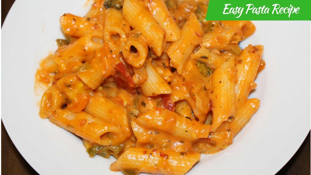 Easy pasta recipe how to make italian pasta vegetable cheesy penne easy pasta recipe how to make italian pasta vegetable cheesy penne pasta recipe by harshis kitchen forumfinder Choice Image