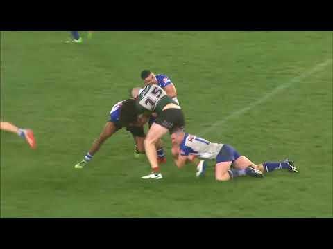 Josh Saunders u20s highlights 2017