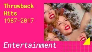 THROWBACK SONGS (DEZEMBER 1987 - 2017) - Michael Bublé, Coldplay & Kylie Minogue