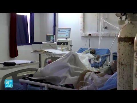 ...فيروس كورونا: مستشفيات الجزائر تواجه صعوبات كبيرة في  - 11:56-2021 / 7 / 29