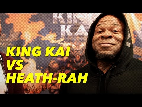 King Kai's Arch Nemesis Is Named Prince Heath-Rah | GI Exclusive