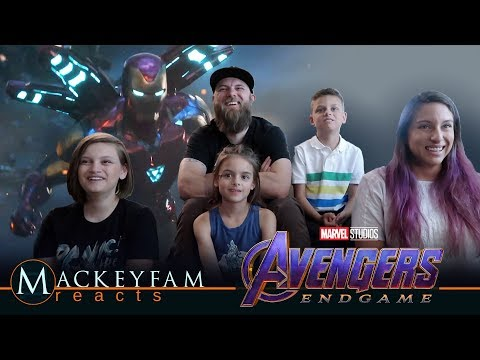 "Marvel Studios' Avengers: Endgame | ""To the End"" 