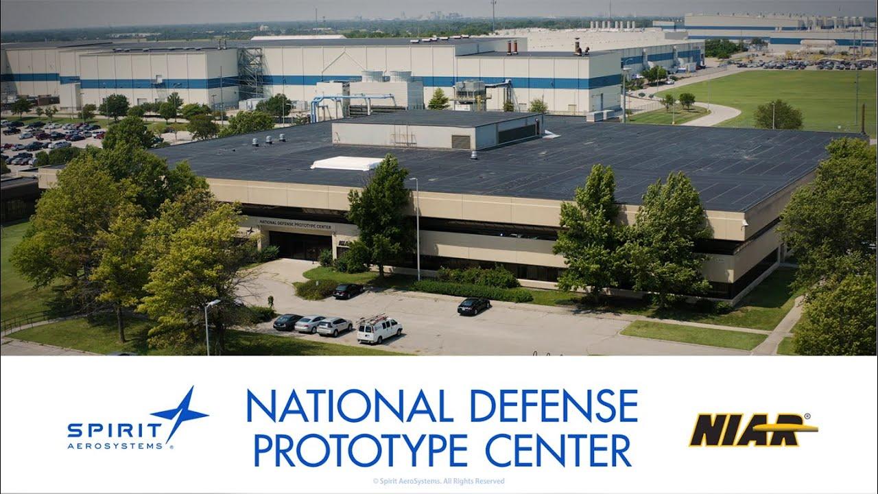 精神航空系统公司开放国防原型中心