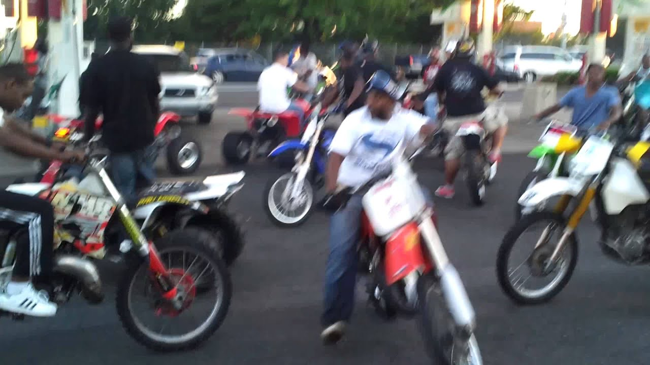 Dirt Bike New York Gang