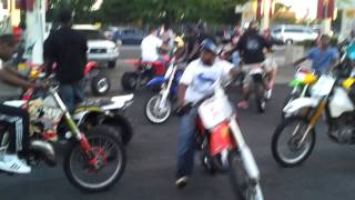dirt bike new york gang