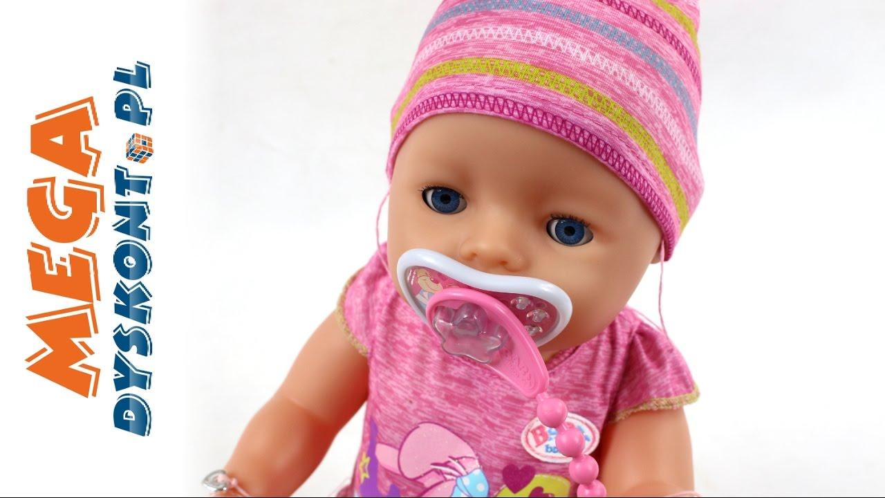 Interaktywna Lalka Baby Born Z Akcesoriami Zapf Creation