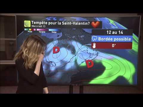 Météo Média - TEMPÊTE POUR LA SAINT-VALENTIN