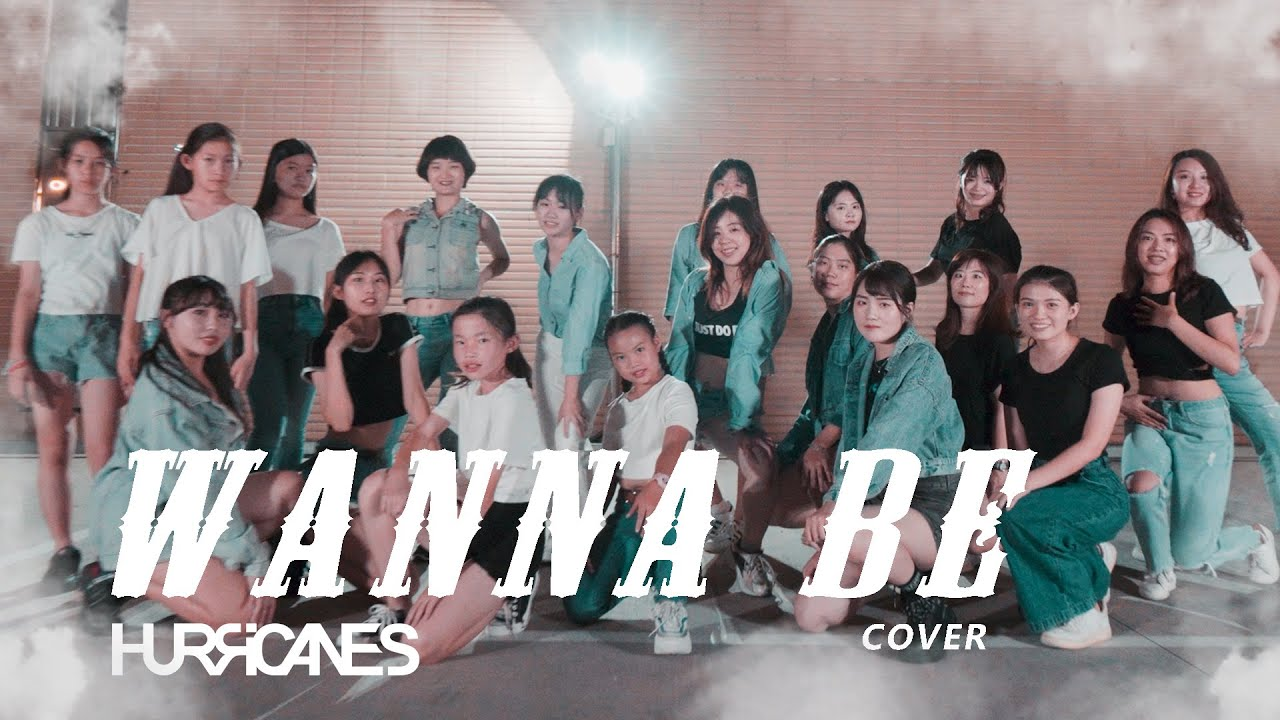 """[MV cover] ITZY """"WANNABE"""" / Cover by HURRICANES"""