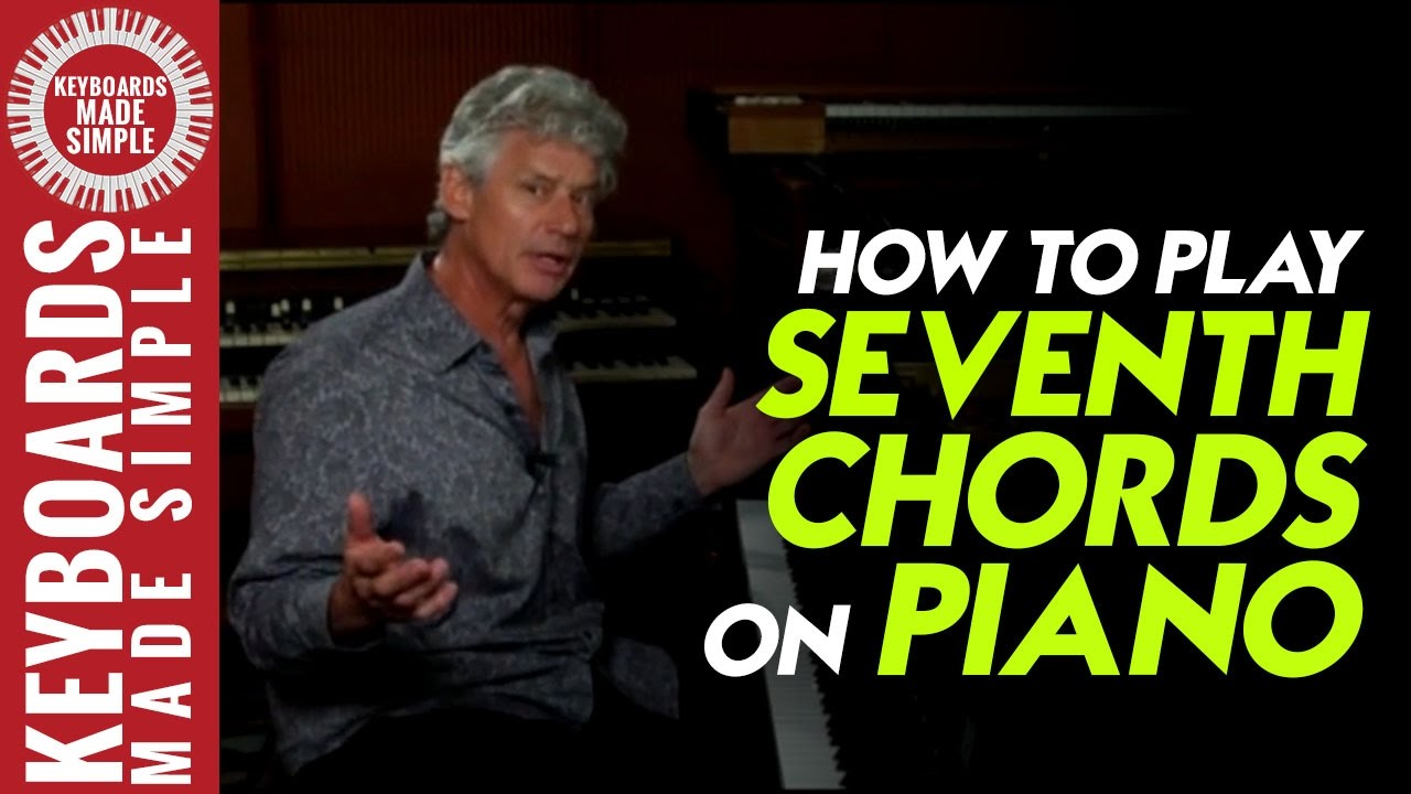 How to play chords on piano voicing minor seventh chords youtube how to play chords on piano voicing minor seventh chords hexwebz Choice Image