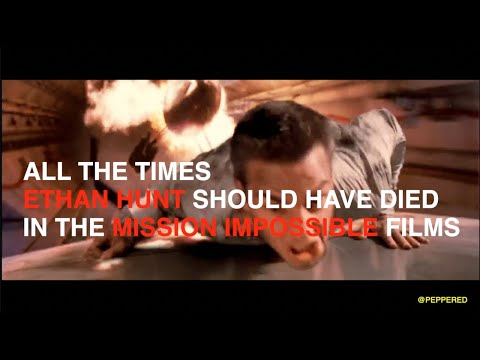 All The Times Ethan Hunt Should Have Died In The Mission: Impossible Films