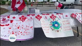 Lajna Imaillah mark Canada Day 2021