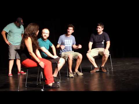 """Squeeze"" at the 14th Annual Del Close Improv Marathon in NYC"