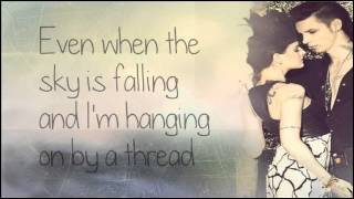 Juliet Simms ft Andy Biersack - Not Broken Yet ((With Lyrics))