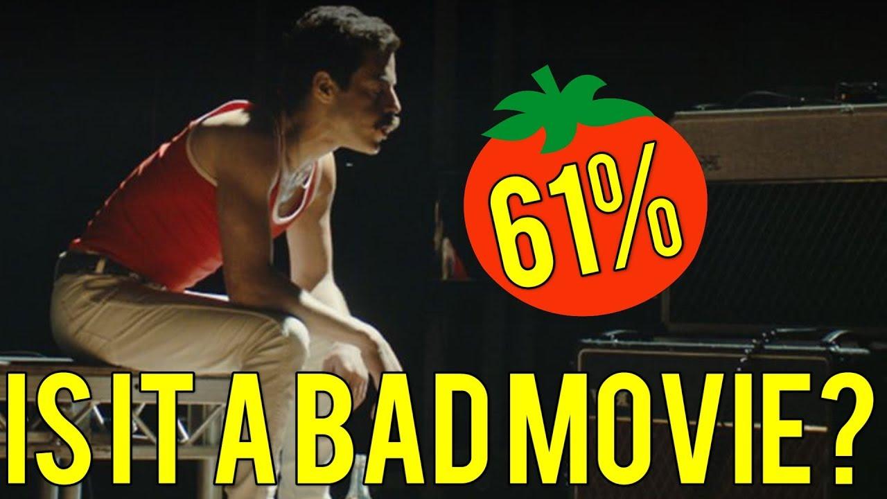 Bohemian Rhapsody Got A 61% on Rotten Tomatoes