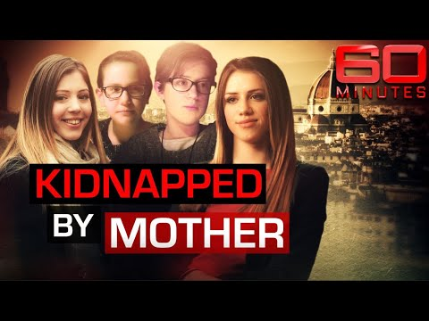 Daughters abducted by