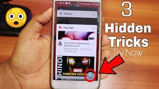 3 Hidden Android Trick in Hindi  Try Now !