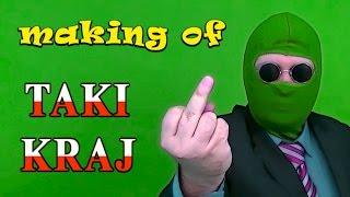 """Vj Dominion - making of """"Taki kraj"""""""