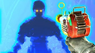 THIS is BLACK OPS 3 ZOMBIES DLC 7. (Der Riese Declassified Easter Egg)
