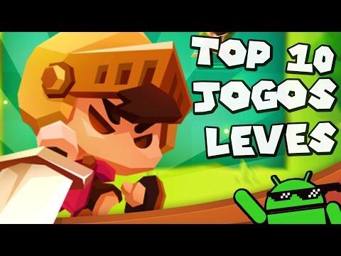 Os 10 Melhores Jogos LEVES e VICIANTES Para Android - #291 2017